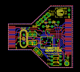 Prototype PCB design